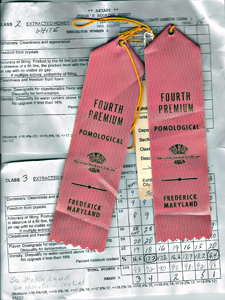 fourth place ribbons
