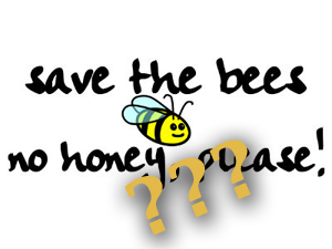 anti-honey slogan